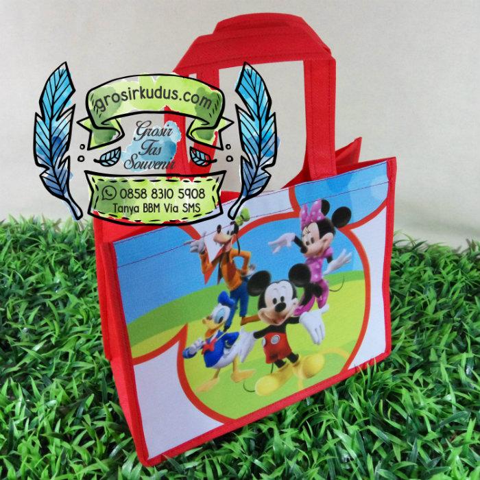 souvenir  ulang tahun mickey mouse