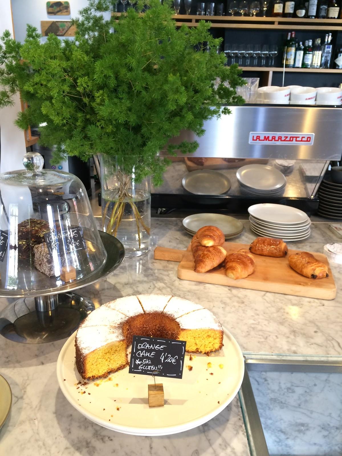 Federal cafe madrid brunch menu