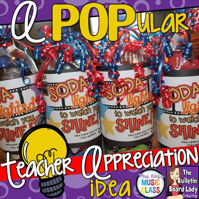 A POPular Teacher Appreciation Idea by Tracy King