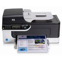 HP Officejet J4580 Driver Windows, Mac, Linux