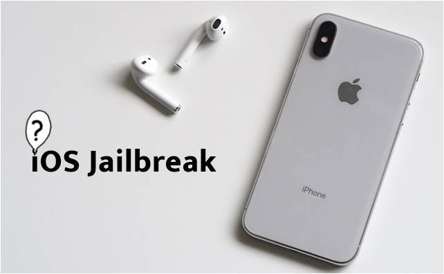 iPhone Jailbreak iOS