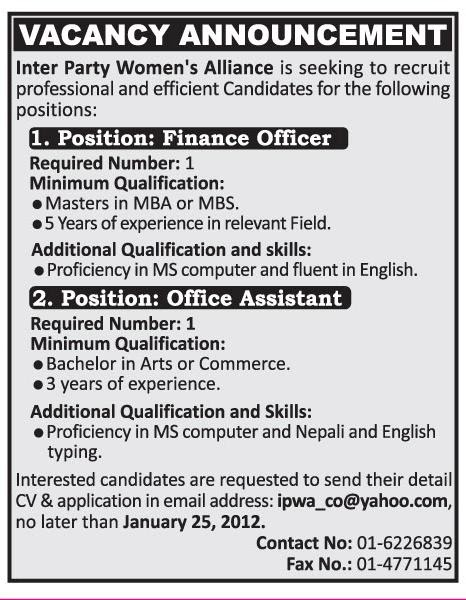 inter+party Job Application Letter Accountant Post on accountant curriculum vitae, accountant thank you letter, accountant letter of interest, accountant birthday, financial accountant cover letter, accountant jobs, accountant resignation letter, accounting cover letter,