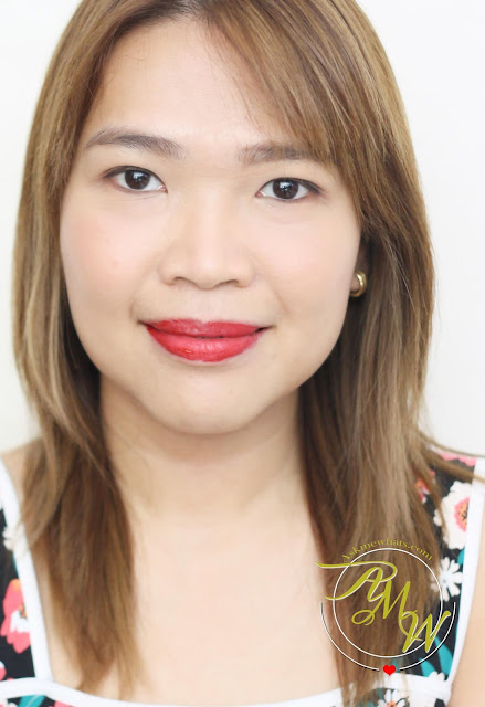 a photo of askmewhats BLK Long-Lasting Liquid Matte Lipsticks review - Simple, Sassy and Brazen.