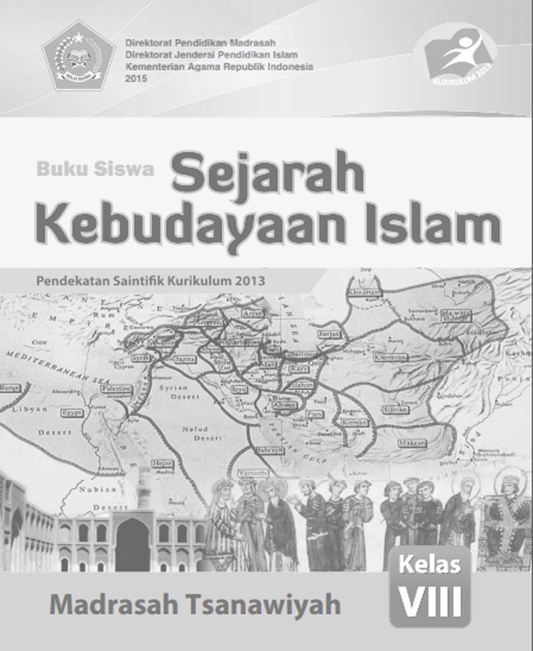 Buku Sejarah Kebudayaan Islam Kelas 8 Pdf