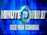 Minute to Win it Last Man Standing November 11, 2016
