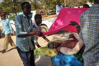 Somalia Blasts Expose Glaring Security Lapse and Likely Shabab Infiltration.