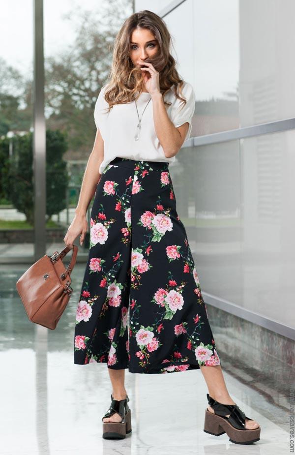 Ropa de mujer primavera verano 2019.