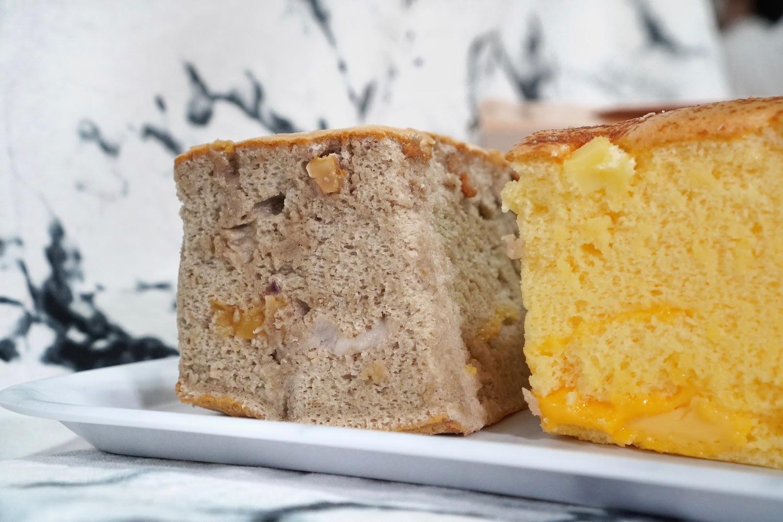 台南中西區美食【橘香合-蛋糕職人】古早味蛋糕芋仔韓吉