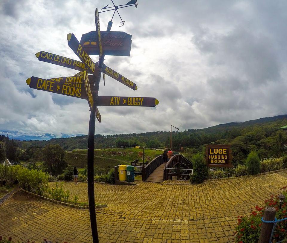 Dahilayan Adventure Park Bukidnon