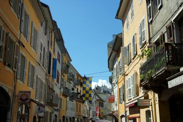 chambéry savoie vieille ville