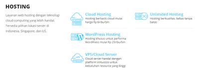 hosting rumahweb