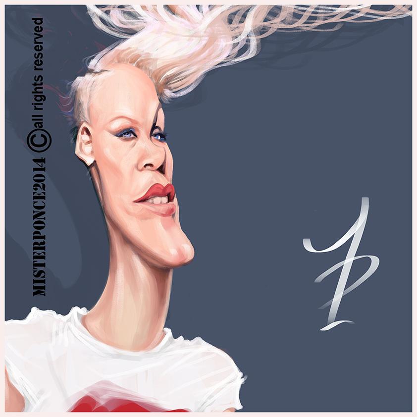 Pink 2 por Misterponce