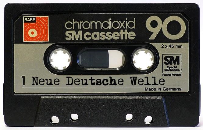 Kati 39 s krabbels music on sunday die neue deutsche welle for Die neue deutsche welle