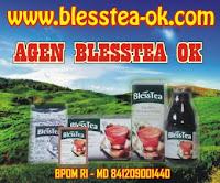 agen teh hitam blesstea