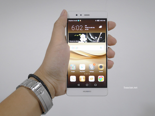 Huawei P9 Design & User Experience