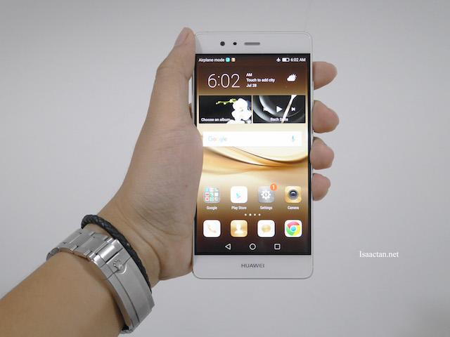 Huawei P9 Design & User Experience