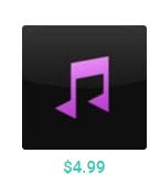 CarTunes Music Player App