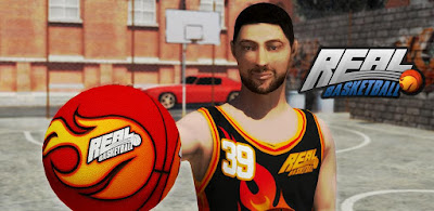 Real Basketball MOD (All Unlocked + No Ads) Apk for Android