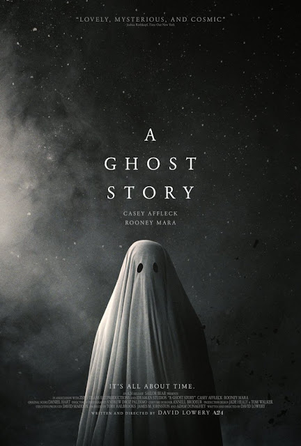 """""""A Ghost Story"""" - Trailer e poster"""