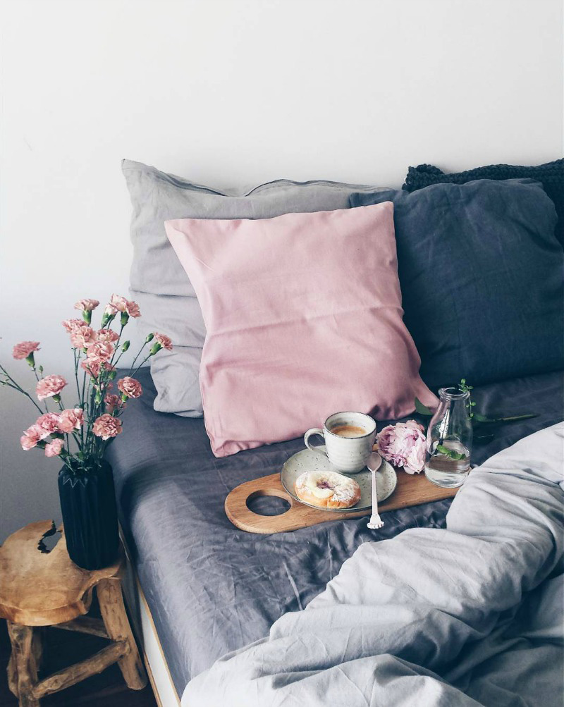 Decorar en familia:El placer de estar en la cama ¡Un ratito más por favor!5