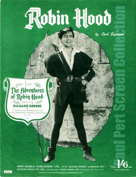 Robin Hood Dick James 53