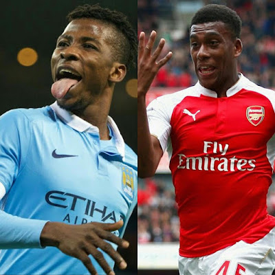 Alex Iwobi, Kelechi Iheanacho, Asisat Oshoala & Etebo to battle for glory at Glo-CAF awards