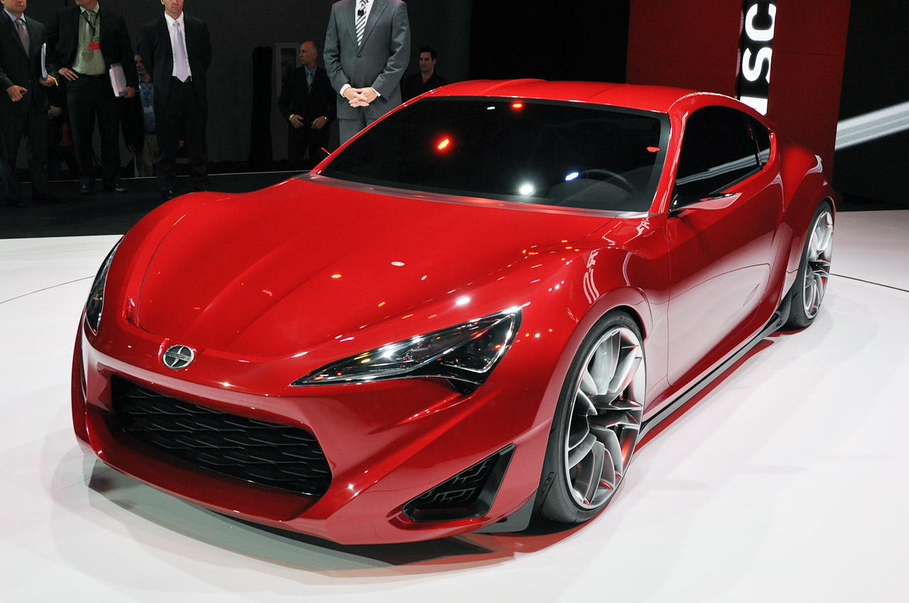 2011 scion fr s concept the pure balance inspired by the ae86 auto sports news. Black Bedroom Furniture Sets. Home Design Ideas