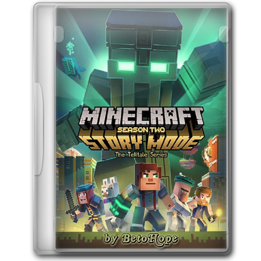 descargar minecraft story mode mega android