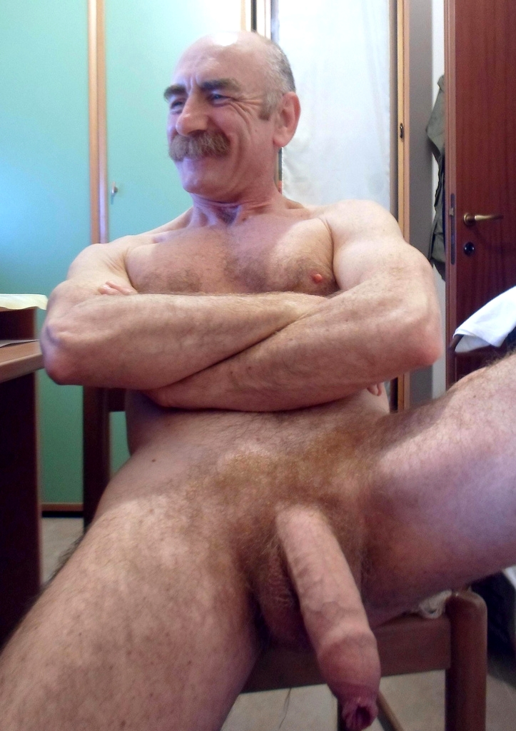 Стоны пожилых мужчин 14