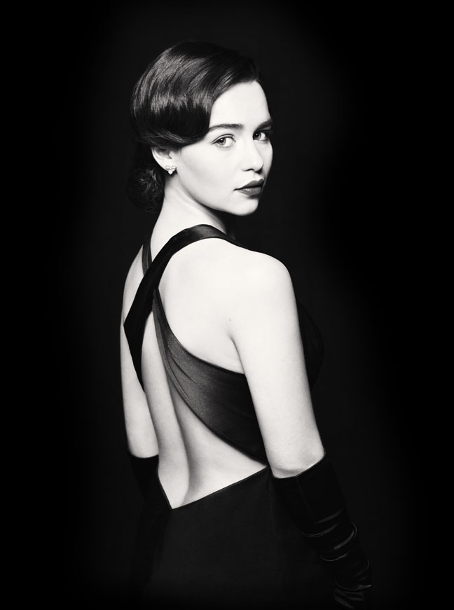Game Of Thrones: Fotos de Emilia Clarke en