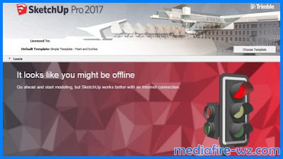 SketchUp Pro 2017 with Crack