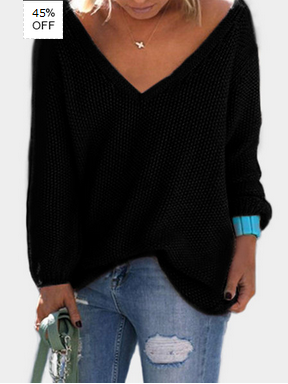 https://www.yoins.com/Black-Classic-Design-Loose-Plunge-Sweater-p-1199608.html