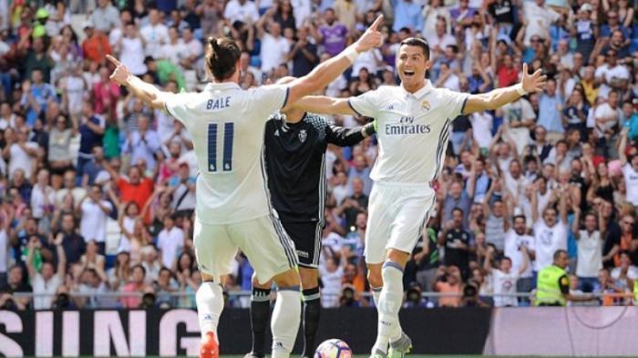 Cetak Gol Spektakuler, Bale Pahlawan Madrid