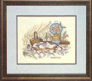 Cross Stitch Favorites Solomon S Puzzle