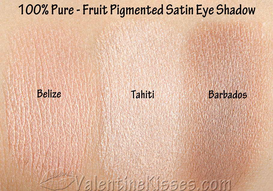 Fruit Pigmented Eye Shadow by 100% pure #18