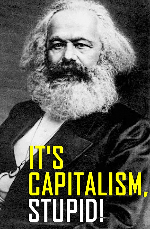 In defense of communism it 39 s capitalism stupid just for Capitalism ii