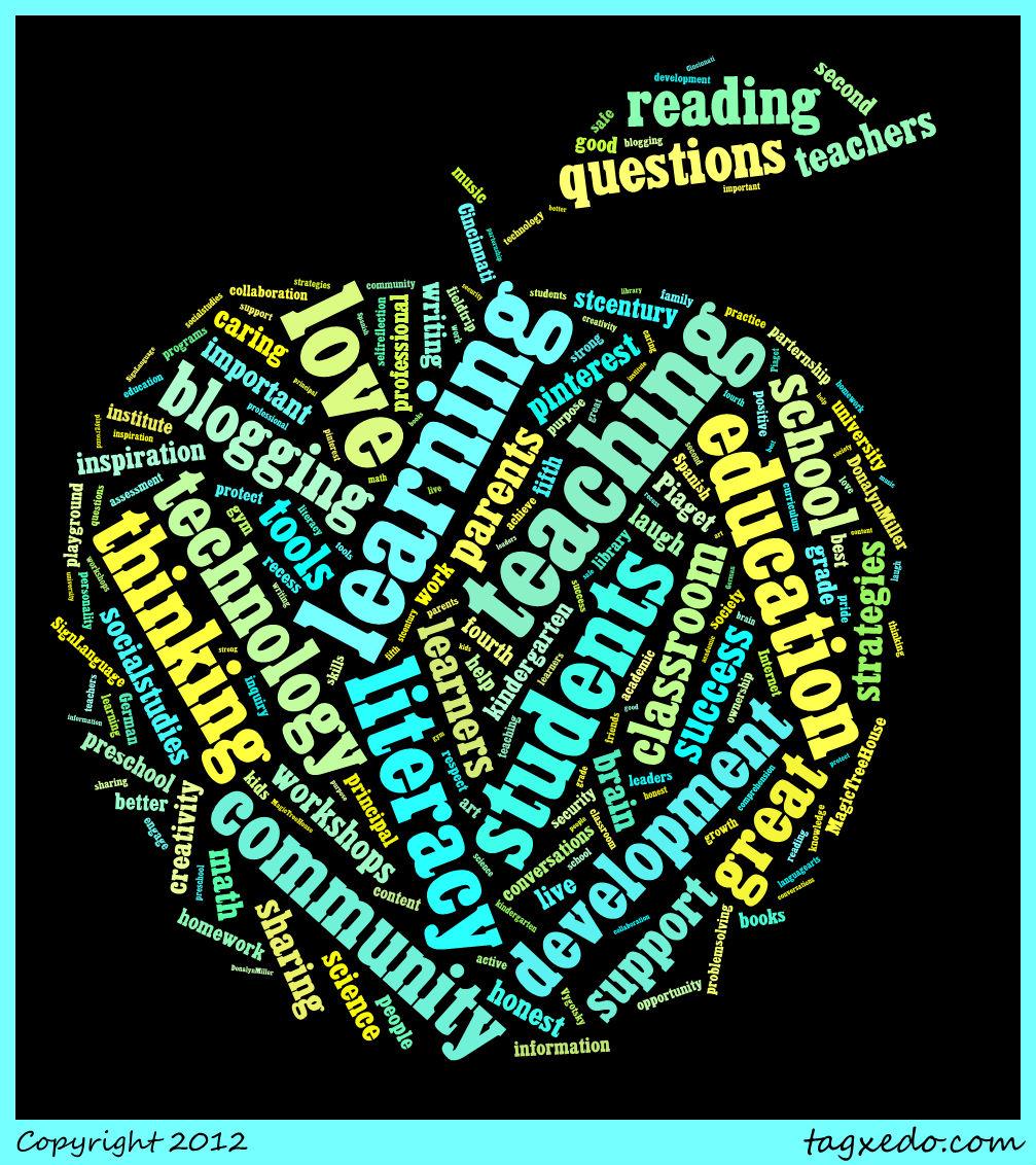 Teachers  U0026 Technology  Tagxedo  U0026 Wordle