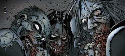 The Dead, una vignetta