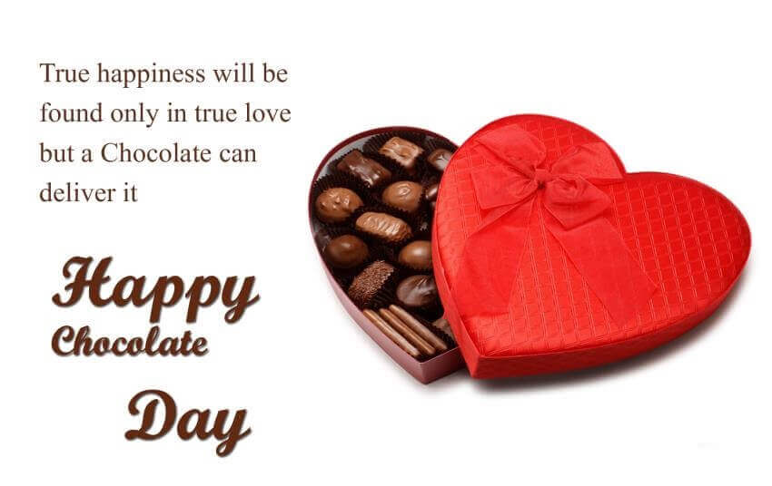 Happy Chocolate Day SMS Quotes Wishes in Urdu