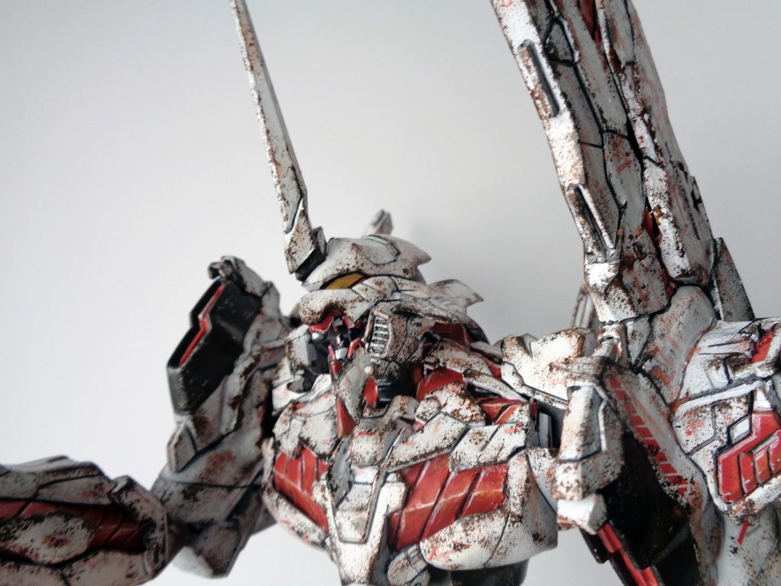 Custom Build: PG Evangelion [UNICORN 01]