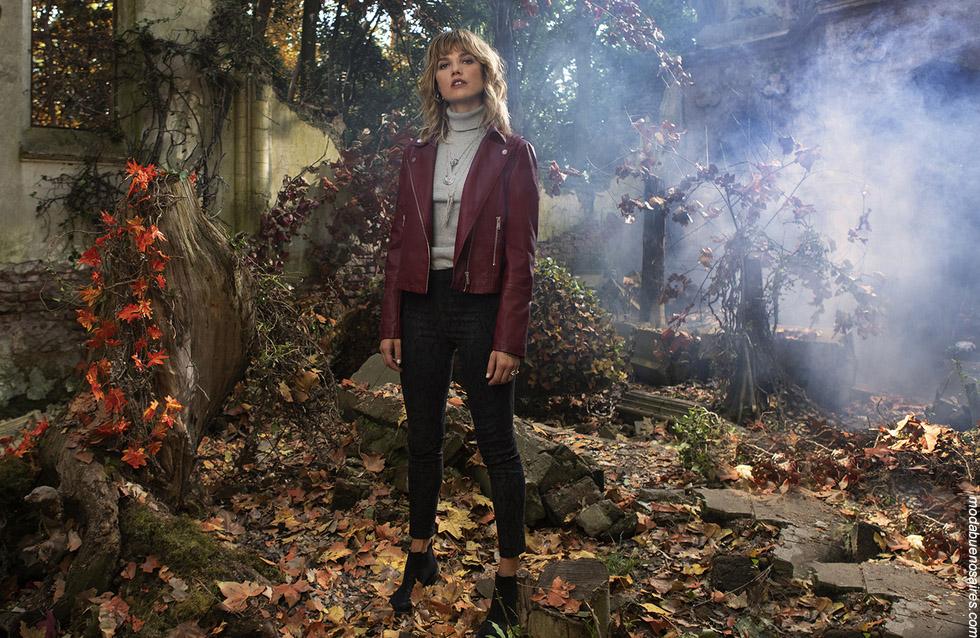 Moda otoño invierno 2019 mujer argentina.