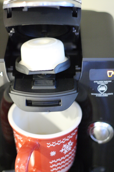 Tim Hortons T-DISCs & The New TASSIMO T55 Brewing System — Mmm… is