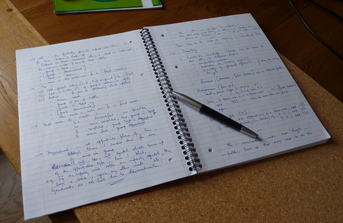 Guerilleros - Notepad Online