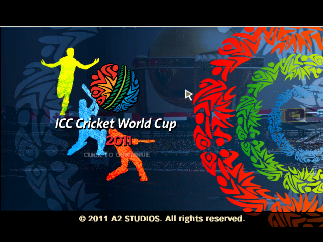 EA Cricket world cup 2011 patch ~ AbdulSammad
