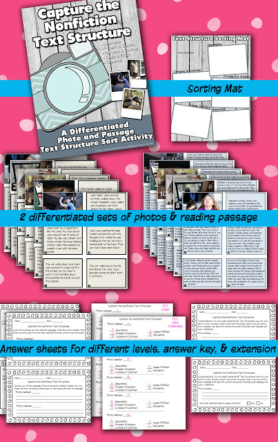 https://www.teacherspayteachers.com/Product/Capture-the-Nonfiction-Text-Feature-A-Differentiated-Sorting-Activity-3653480