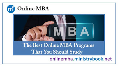 The Best Online MBA Programs