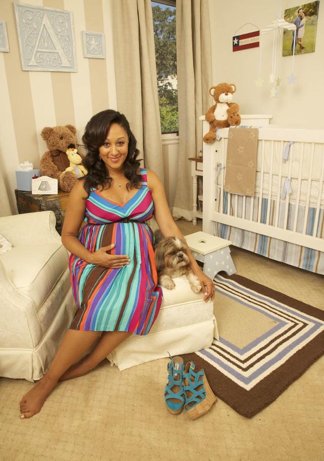 I Heart Pears: Tamera and Adam's Celebrity Nursery