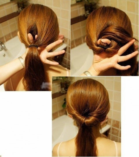 Hermoso videos de peinados faciles y rapidos Fotos de cortes de pelo tutoriales - Makeup: Peinados Faciles y Rapidos