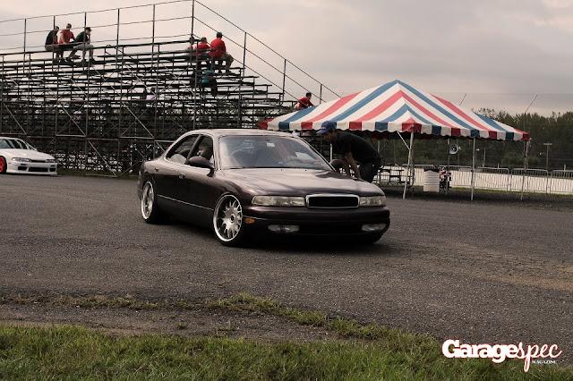 Mazda 929, Sentia, drift, sport, wyścigi, RWD