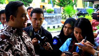 Anies Cerita Tentang Imajinasi, Kekerasan, dan Pilkada DKI Jakarta